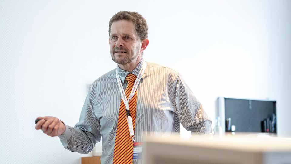 Stefan Glau, Geschäftsführer der Jalomed GmbH.