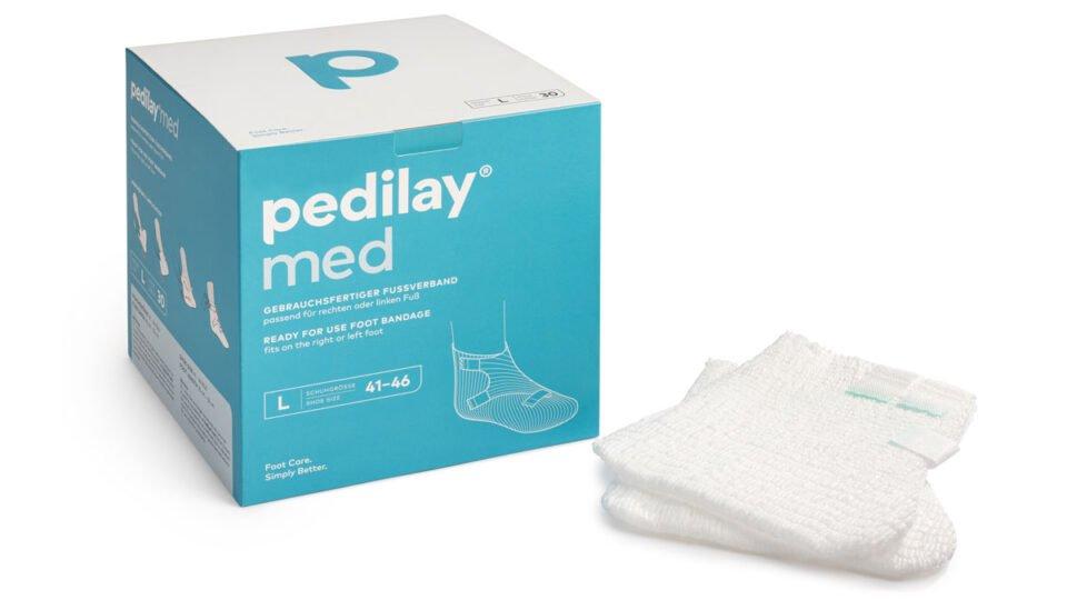 Pedilay med der Pedilay Care GmbH