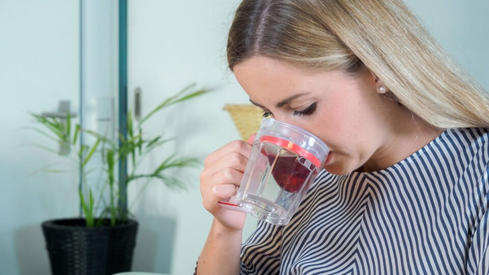 Trinkhilfe sippa der iuvas medical GmbH